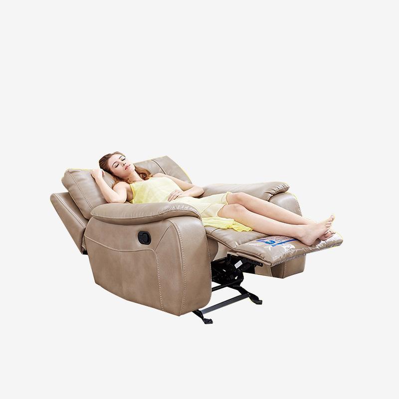 头等舱功能沙发 时尚布艺套装1032
