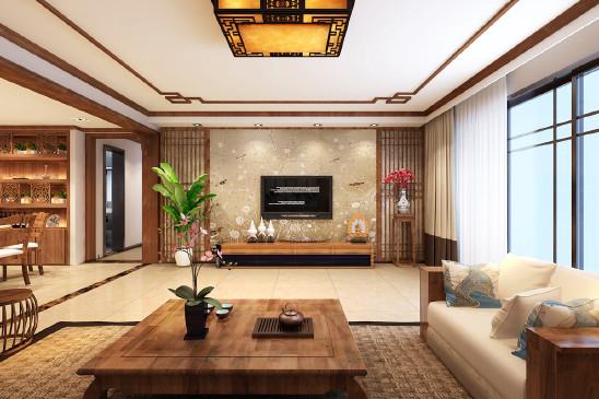 金乡和谐佳苑170平米中式风格