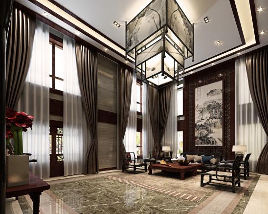 天居玲珑湾 新中式风格