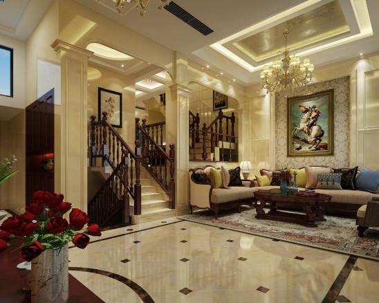 古典欧式的品墅之宅