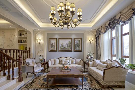 别墅 简欧设计风格