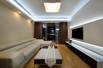 现代简约风格二居室