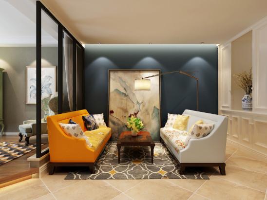 众美海棠苑-优雅小居室