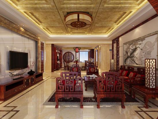 奢华的东方家居文化