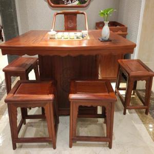年年红 名人文化七件套静香素雅茶桌 年年红金典名人文化七件套静香素雅茶桌 金典 M570N