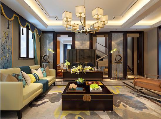 色彩空间,别墅品质