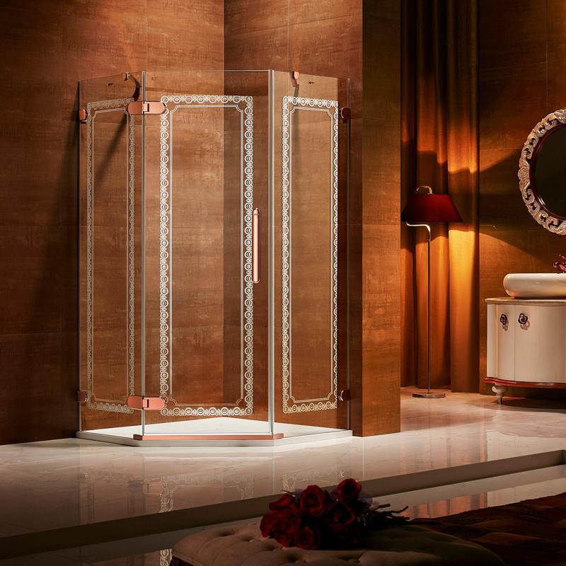玫瑰皇后系列淋浴房