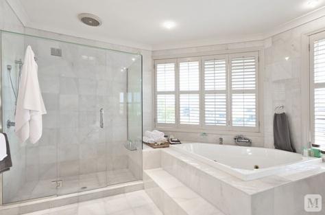 浴室效果图以及浴室装修需要注意的事项