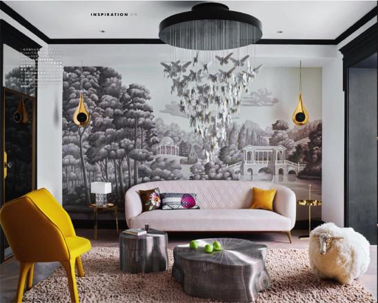 当一线品牌集合时,美爆了这现代法式别墅!