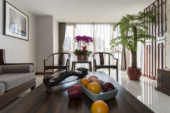 新中式风格-陶苑