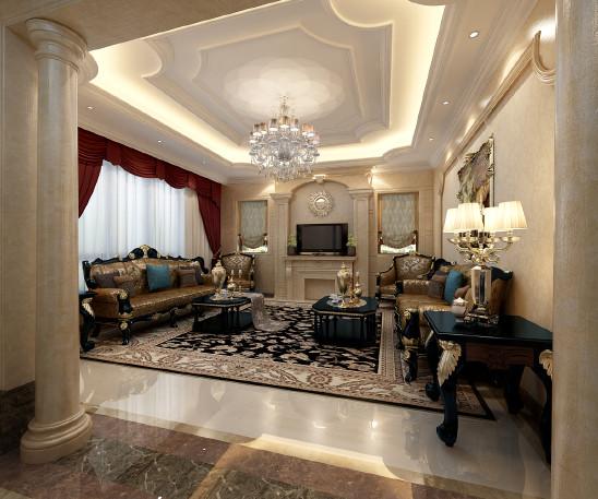 爱法奥朗新庄园 奢侈欧式生活