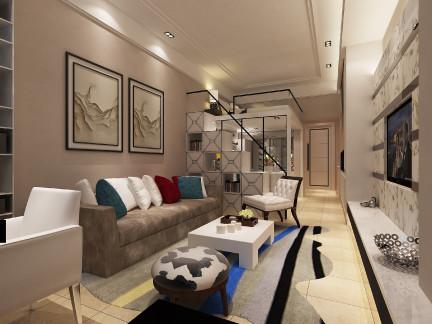 内有乾坤的白领公寓
