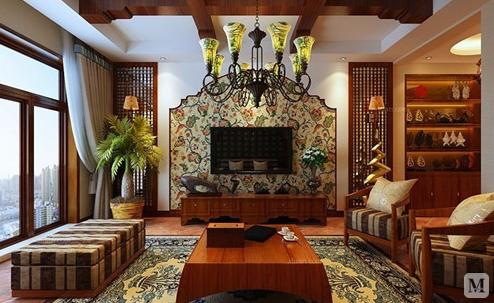 【裝修設計】客廳簡約時尚裝修設計理念,6種風格為您推薦