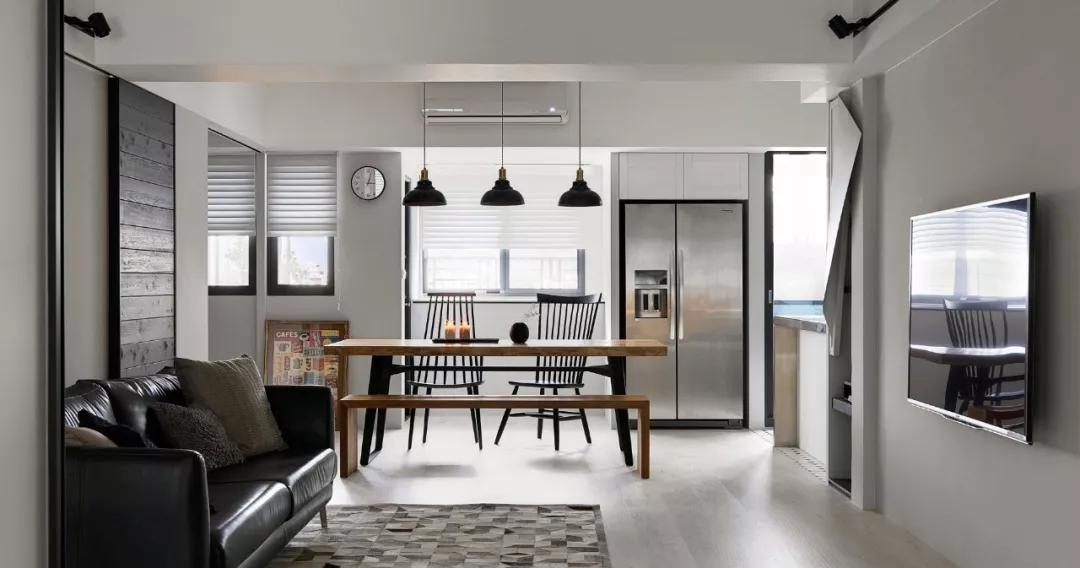 5套年轻人超爱的北欧模范住宅,原来生活竟可以如此美好!