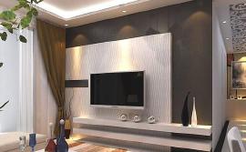 背景墙装修效果图欣赏,怎么装修电视背景墙呢?