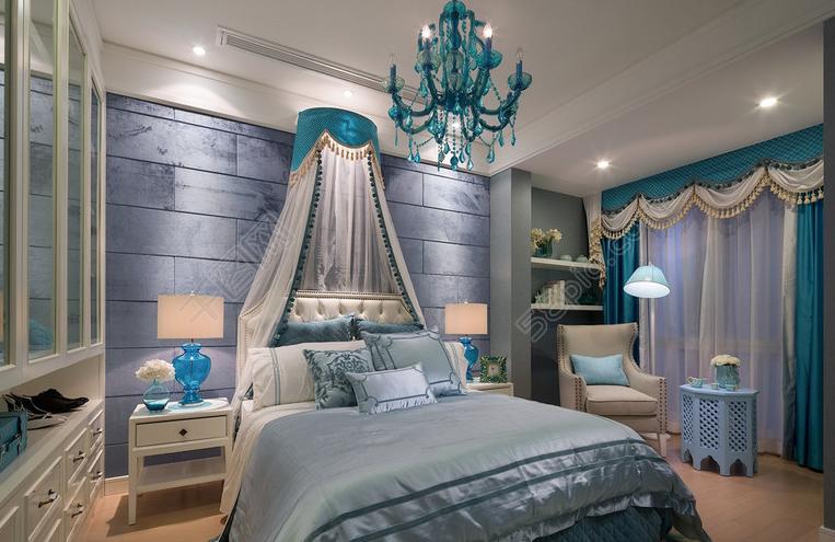 家装窗帘的作用以及家装窗帘效果图