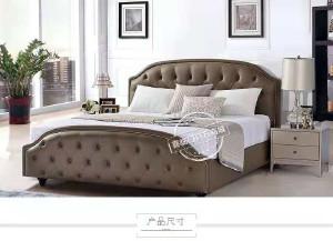 喜临门 床 适合所有家装风格 法诗曼 圣安东尼奥FR1537K