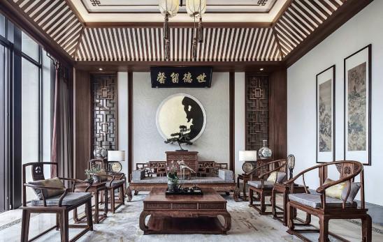中式文化装饰