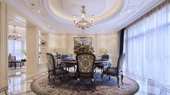 340平美式别墅