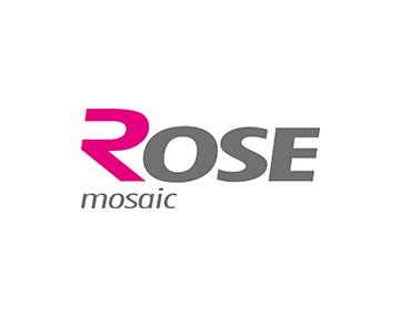 玫瑰马赛克