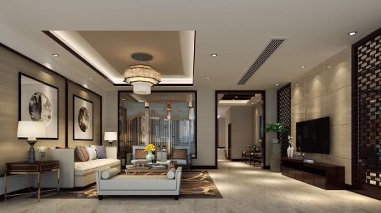 新中式风格,高雅舒适的完美结合