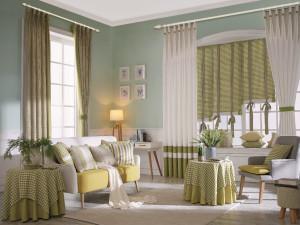 索弗仑壁纸 窗帘 田园,现代美式风格卧室窗帘 190系列 YB196-1