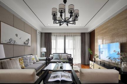 紫金新干线三室设计