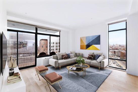 现代化公寓