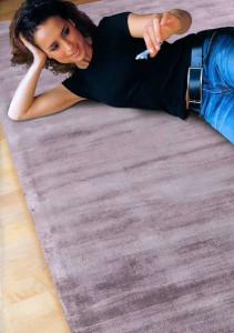 臻丝 地毯 植物丝 纯手工编织 Y3-23