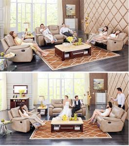 芝华仕 三人位沙发 芝华仕三人位功能沙发 时尚 1032