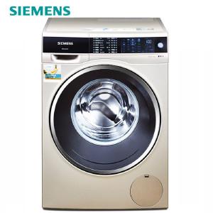 西门子 洗衣机 西门子iQ500系列洗衣机,搭载iSensoric智感系统,为你的洗涤体验注入更多惊喜 WM14U6690W