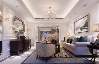 美式小清新 公主房设计—凡尔赛
