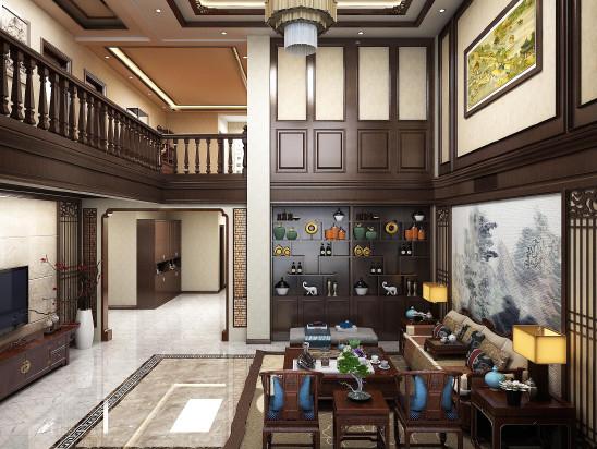 自建新中式别墅