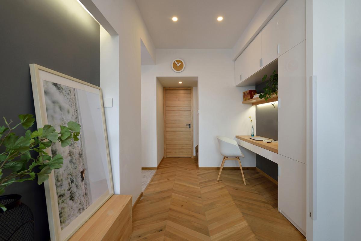 家有狭长型走廊,这样设计能多出一间房!