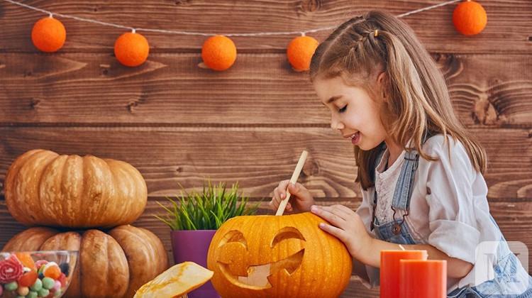 不一样的万圣节玩法,5种创意亲子DIY,一起谱写快乐回忆
