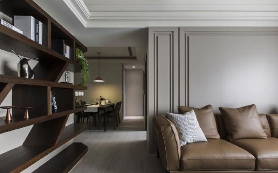 银城东苑全包三室二厅装修效果图