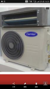 开利空调 空调外机 美国开利空调采用全直流变频技术,温差小噪音小,省电高达30% 38YL028