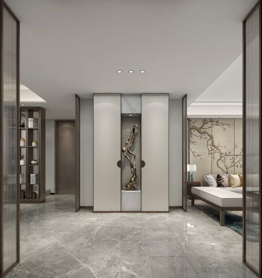 南昌新中式私宅项目