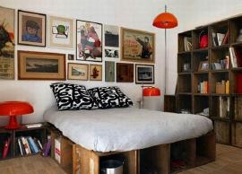 卧室床头背景墙效果图  带您欣赏优雅靓丽的设计
