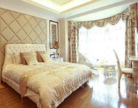 卧室设计效果图展示  诠释浪漫的欧式美