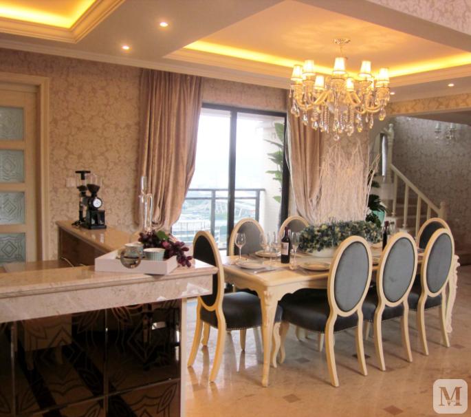【裝修設計】廚房吧臺裝修效果圖欣賞 賦予空間新美感