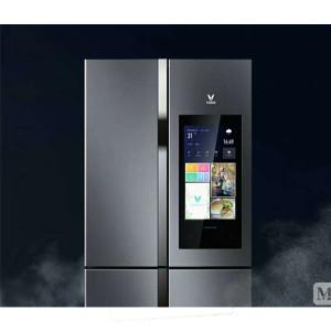 云米 521L互联网冰箱 智能大屏521L四门十字对开门家用大冰箱 21Face BCD-521WMLA