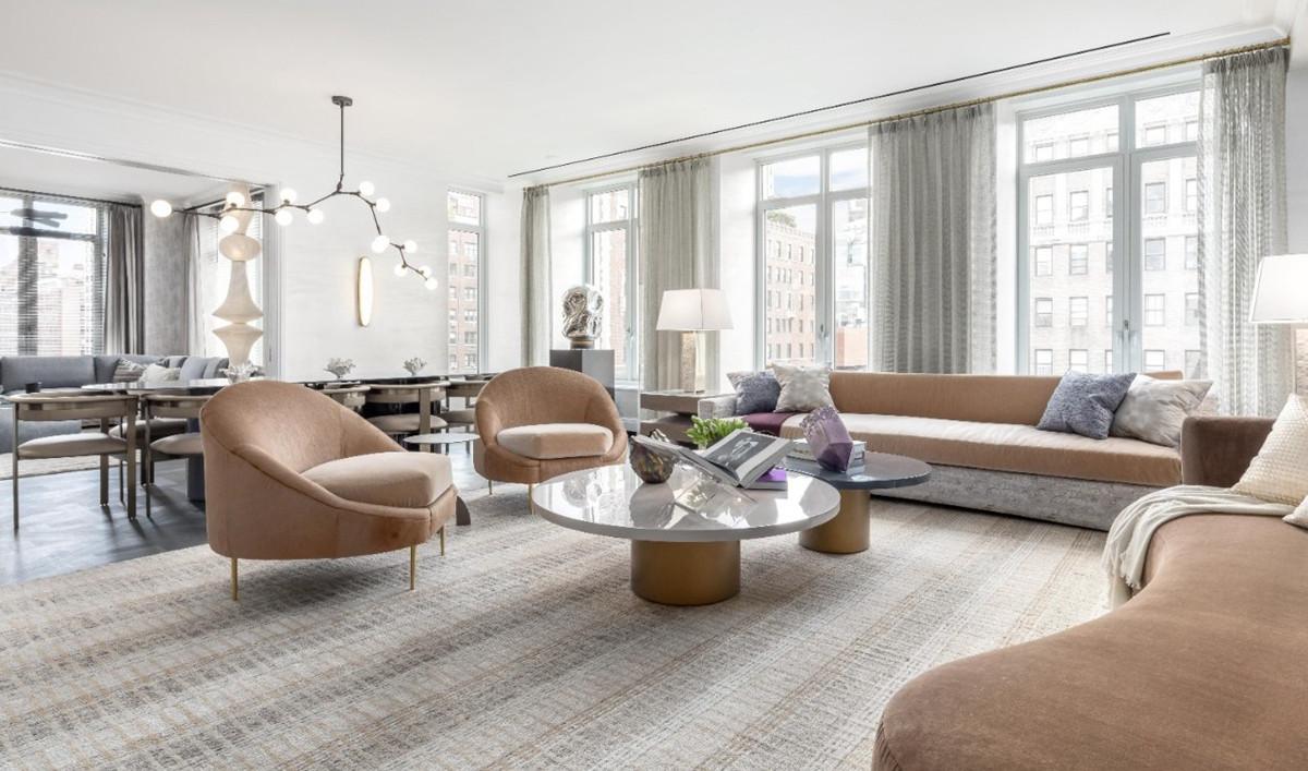 售价过亿的豪华公寓,是这样的精致设计