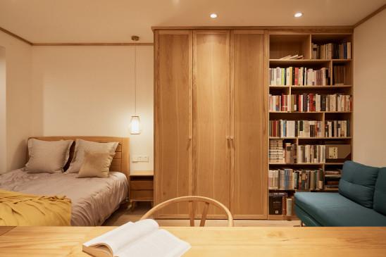 两位教授的书斋与一万本书