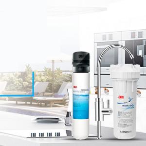 3M 3M净水器 有效拦截水中泥沙铁锈等大颗粒杂质,去除孢子包囊和细菌微生物,保留了有益健康的矿物质和微量元素。 DWS2500-CN