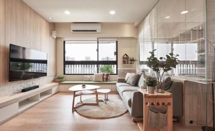 小户型成功打造三房呈现完美风格