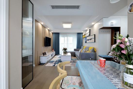 公寓两房改三房