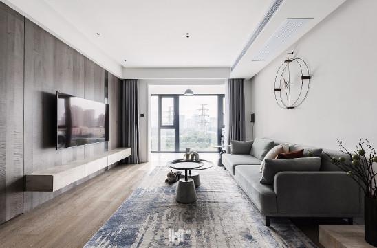 地台床、电竞室,把喜好全部装进家里,这个家的极简风不一般!
